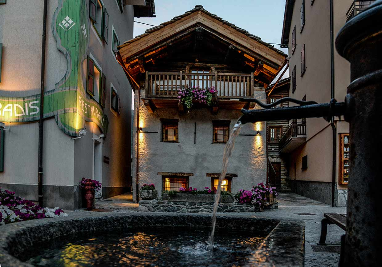 offerta mini weekend a Cogne